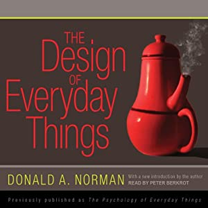 The Design of Everyday Things | [Donald A. Norman]
