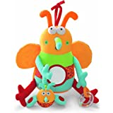 Gund Baby Deetle Activity Toy (Discontinued By Manufacturer)