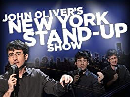 John Oliver's New York Stand-Up Show Season 1 [HD]