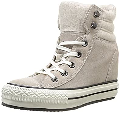 Converse womens chuck taylor all star hi for Converse all star amazon