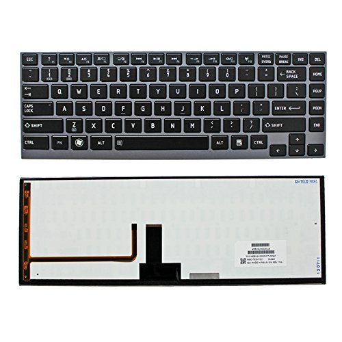 Click to buy GinTai Laptop US Keyboard With Backlit for Toshiba Portege Z835-ST8305 Z930-BT8300 Z930-S9301 - From only $22.99