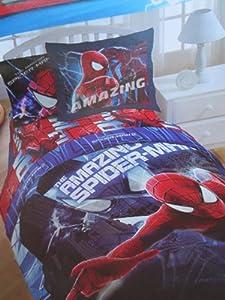 Marvel Spiderman Slash Comforter, Twin