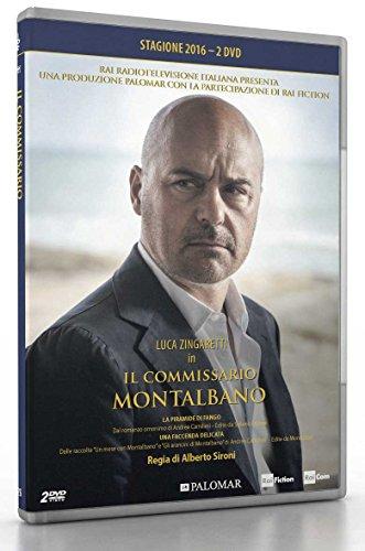 il commissario montalbano - season 2016 (2 dvd) DVD Italian Import
