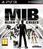 MEN IN BLACK MIB ALIEN CRISIS PLAYSTATION 3 PS3 (ITALIAN VERSION)