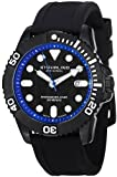 "Stuhrling Original Men's 328R.335651 ""Aquadiver Regatta Atlantis"" Stainless Steel Dive Watch"