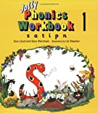 Susan M. Lloyd Jolly Phonics Workbook 1: s, a, t, i, p, n
