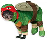 Rubies Costume Company Teenage Mutant Ninja Turtles Rafael Pet Costume, X-Large