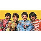 Tallenge - Beatles Sgt Pepper's Lonely Hearts Club Band - Unframed Rolled A3 Size Poster (11.6x16.5 Inches)