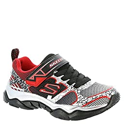 Skechers Boys Neutron -Subatomic Sneaker Black/Red Size 13 M US Little Kid