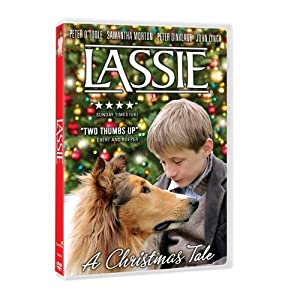 Lassie: A Christmas Tail movie