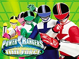 Power Rangers Time Force Season 1