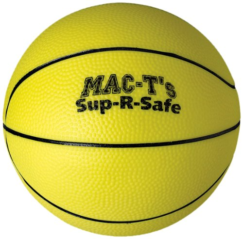 MAC-T PE07500E Sup-R-Safe Junior Basketball