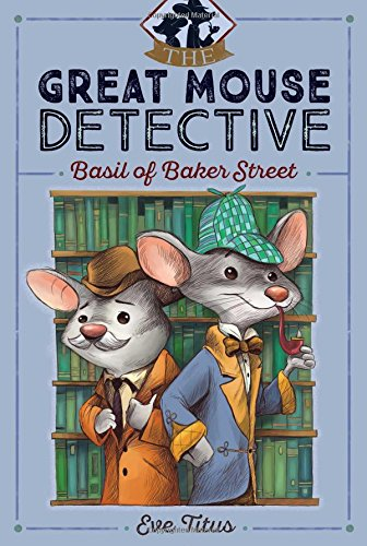 Basil of Baker Street (Great Mouse Detective)