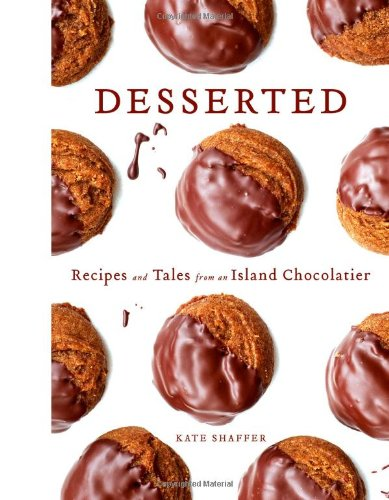 Desserted: Recipes and Tales from an Island Chocolatier (Chocolatier Wine compare prices)