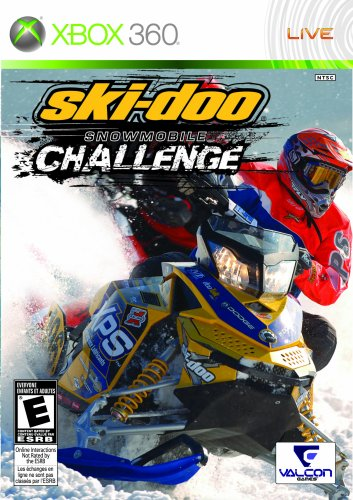Ski Doo Snowmobile Challenge