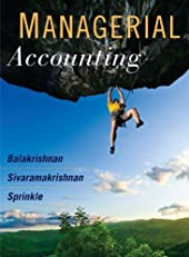 Managerial Accounting, 1st Edition