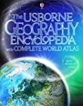 Geography Encyclopedia With World Atlas