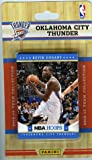 2012/2013 Panini Hoops NBA Basketball Oklahoma City Thunder Brand New Factory Sealed Complete TEAM Set!! Includes 10 Cards with Derek Fisher, Kevin Durant, James Harden, Kendrick Perkins, Russell Westbrook, Serge Ibaka, Daequan Cook, Nick Collison, Scott Brooks and Reggie Jackson.