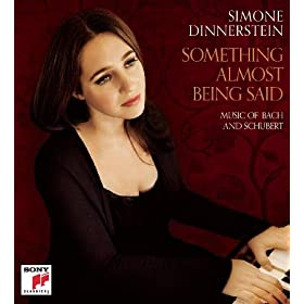 Something almost being said: Music of Bach and Schubert [+digital booklet]