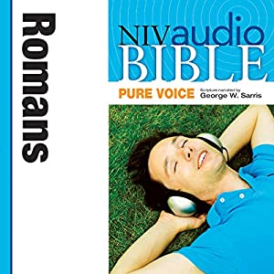 NIV Audio Bible, Pure Voice: Romans Audiobook