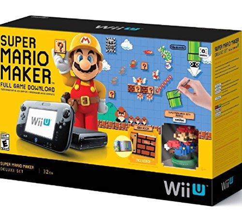 Super Mario Maker Console