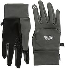 The North Face  Etip Glove - Black Ink Green, Medium