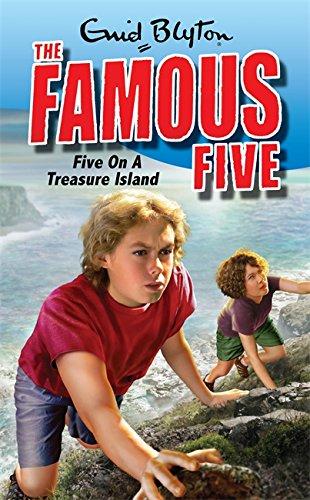 1: Five On A Treasure Island (Famous Five)