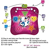 Wishtime Kids Move and Groove Electronic Musical Playmat Toy Instrument with CD/MP3 Plug In