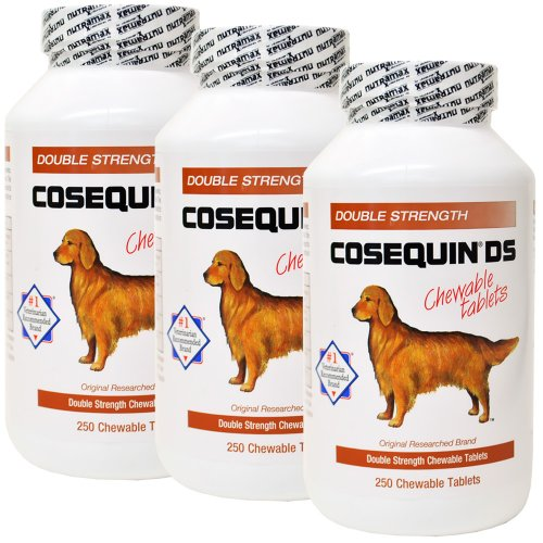 3Pack Cosequin Ds 250 Chewables (750 Count)