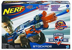Nerf 98695148 - N-Strike Elite Stockade