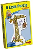 3901 - HABA - Erste Puzzles - Baustelle