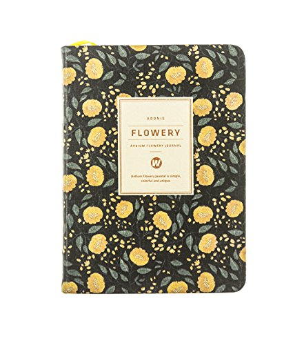 HM&LN Planner A6 Journal Notebook Daily Weekly Monthly Yearly Goals Organizer Gifts (Adonis) (Personalized Daily Planner 2015 compare prices)
