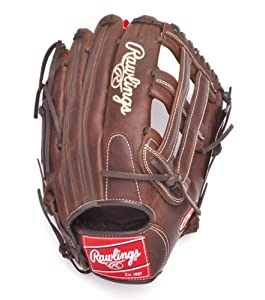 Rawlings GGB125H Gold Glove Bull Fielding Glove (12.5) by Rawlings