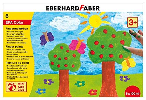 faber-castell-578806-pintura-de-dedos-lavable-pintura-lavable-para-pintar-con-dedos