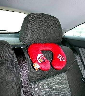 Disney Cars 25911 Nackenrolle für Kis - Lightning McQueen, rot
