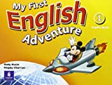 img - for My First English Adventure 1: Pupil's Book: 1 (English Adventure) book / textbook / text book