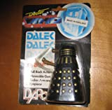 Black and gold Dapol Dalek (Doctor Who)