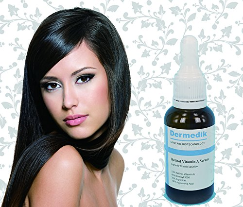 3.5% Retinol Vitamin A 45% Matrixyl 3000 25% Argireline Hyaluronic Acid Serum (Camellia Sinesis Extract compare prices)
