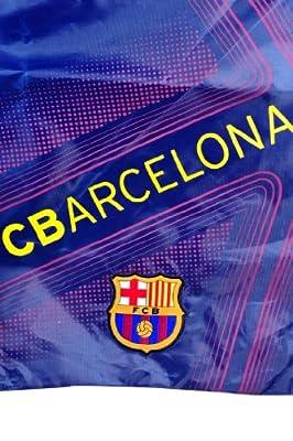 Fc Barcelona String Gym Bag (blue Color)
