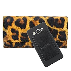 DooDa PU Leather Wallet Flip Case Cover With Card & ID Slots For Google Nexus 5