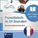 Französisch in 24 Stunden (Compact SilverLine Schnell-Lern-Kurs) Hörbuch von Fabienne Schreitmüller Gesprochen von:  N.N.