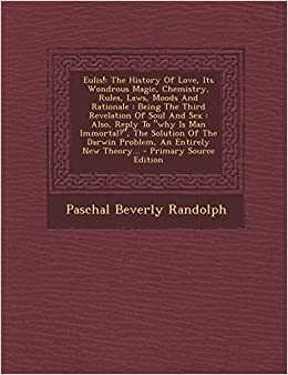 sexual magic by paschal beverly randolph pdf