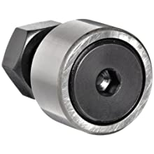 THK Cam Follower CF5 13mm OD x 23mm Length x M5x.8 Thread, Cylindrical 9mm Width Outer Ring