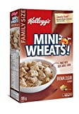 Kellogg's Mini-Wheats Cereal-Brown Sugar Flavour (Family Size) 700 Gram