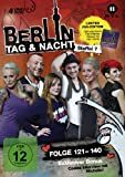 Berlin - Tag & Nacht - Staffel 7/Folge 121-140 - Fan Edition [Limited Edition] [4 DVDs]