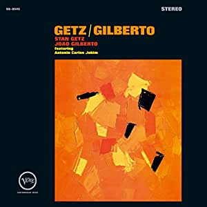 Stan Getz & Joao Gilberto - Getz / Gilberto [Japan LTD CD] UCCU-90035