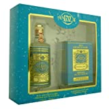 4711 Original by Muelhens Eau de Cologne & Refreshing Tissues x 10
