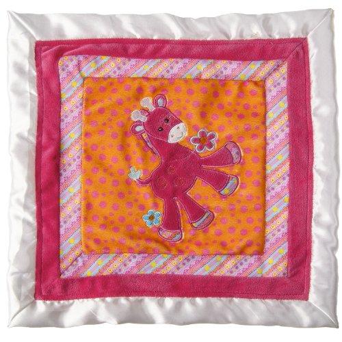 Mary Meyer Jasmine Cozy Blanket, Giraffe