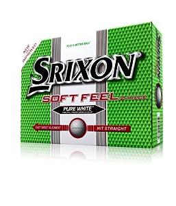 Srixon Men's Soft Feel Golf Ball