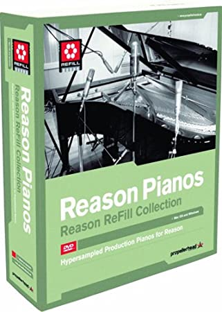 Propellerhead Reason Pianos Refill 1.0